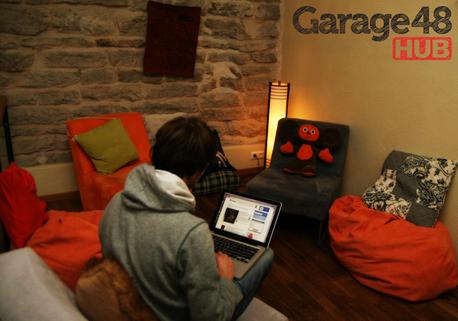 Garage48 HUB Tallinn